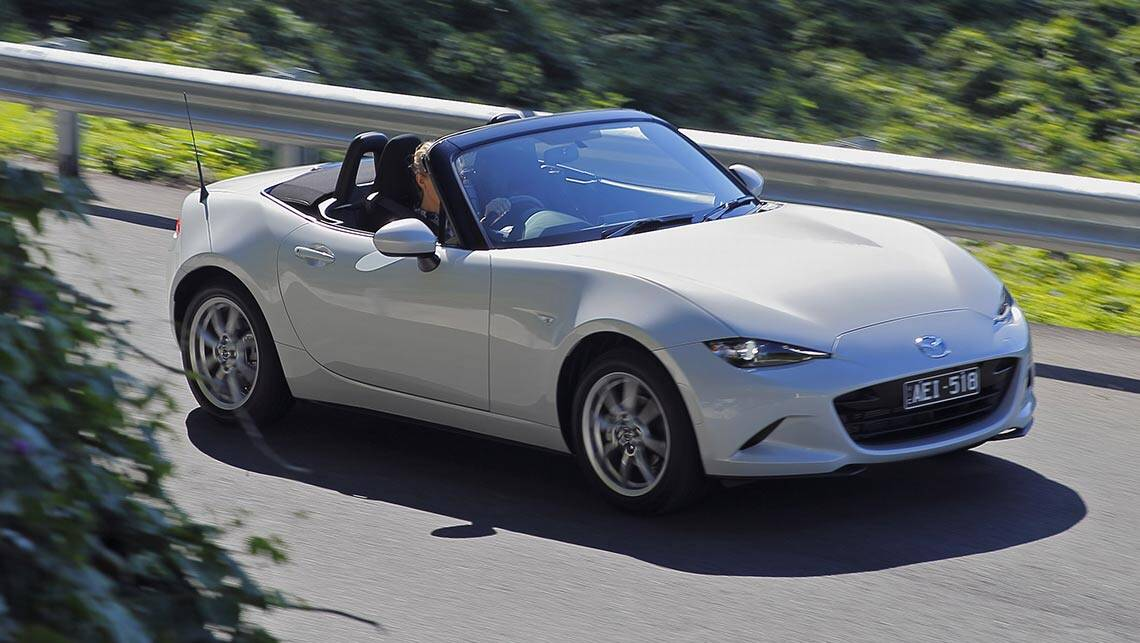 2015 mazda mx 5 review 1 5 litre first australian drive. Black Bedroom Furniture Sets. Home Design Ideas