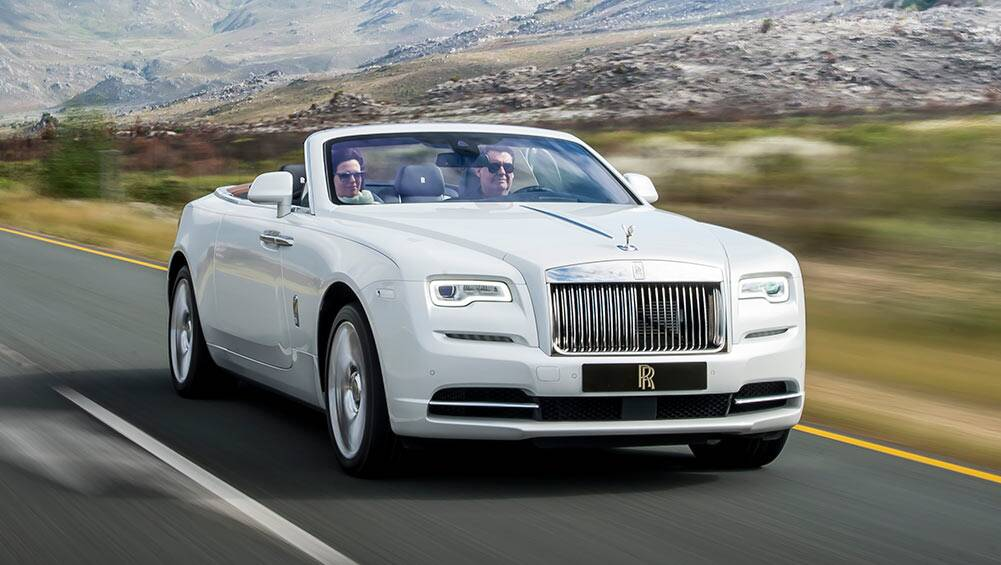 2016 rolls royce dawn review first drive carsguide. Black Bedroom Furniture Sets. Home Design Ideas