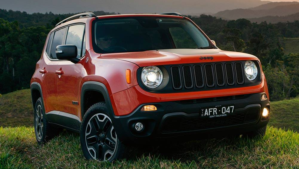 2016 jeep renegade trailhawk review road test carsguide. Black Bedroom Furniture Sets. Home Design Ideas