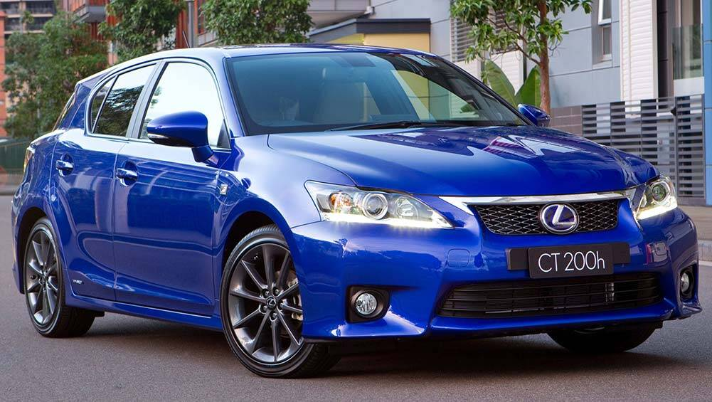 lexus ct200h used review 2011 2015 carsguide. Black Bedroom Furniture Sets. Home Design Ideas