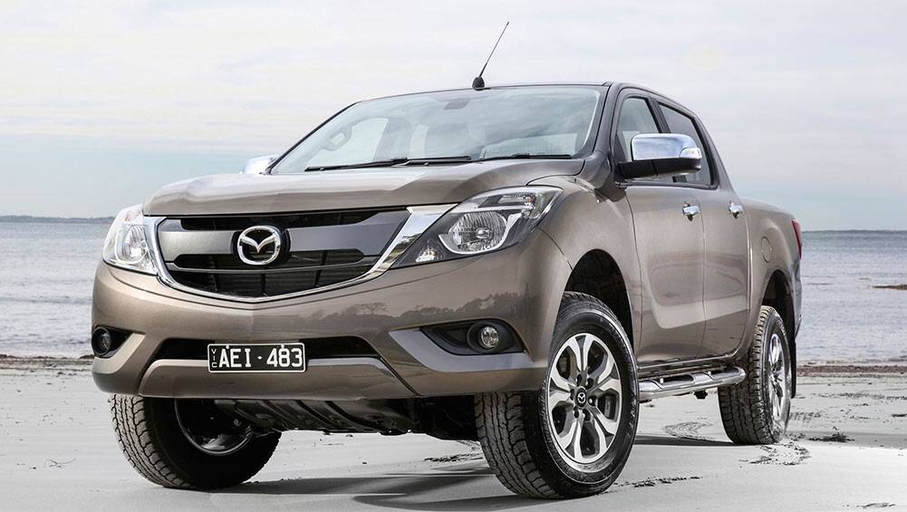 mazda bt 50 xtr dual cab 2016 review road test carsguide. Black Bedroom Furniture Sets. Home Design Ideas
