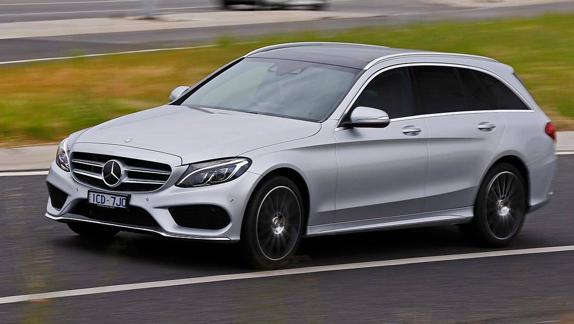 2014 mercedes benz c250 estate review carsguide for 2014 c250 mercedes benz