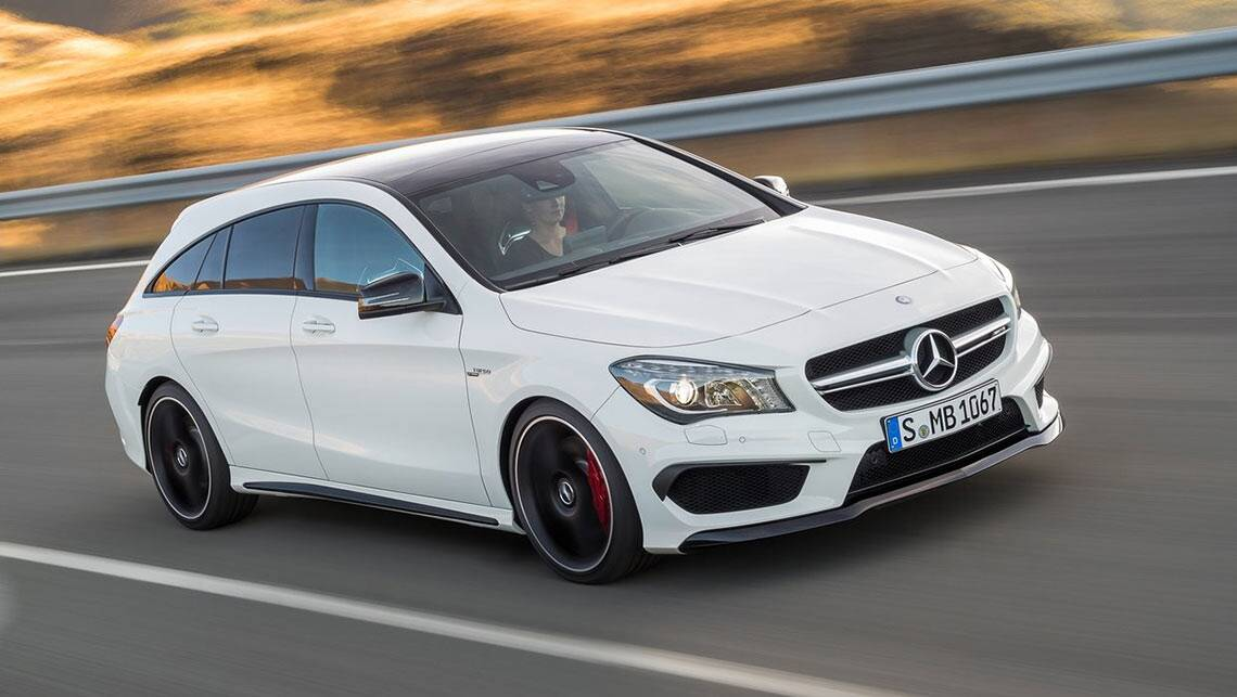 2015 mercedes benz cla shooting brake review first drive for Mercedes benz cla review