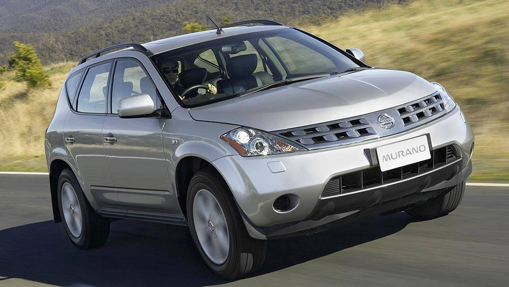Nissan Murano Used Review 2005 2015 Carsguide