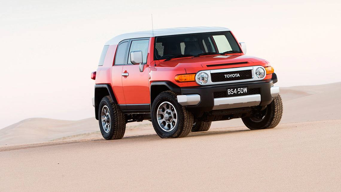 2014 Toyota FJ Cruiser review | CarsGuide