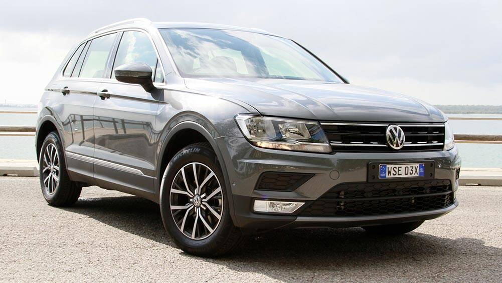 volkswagen tiguan 110tdi comfortline 2017 review road test carsguide. Black Bedroom Furniture Sets. Home Design Ideas
