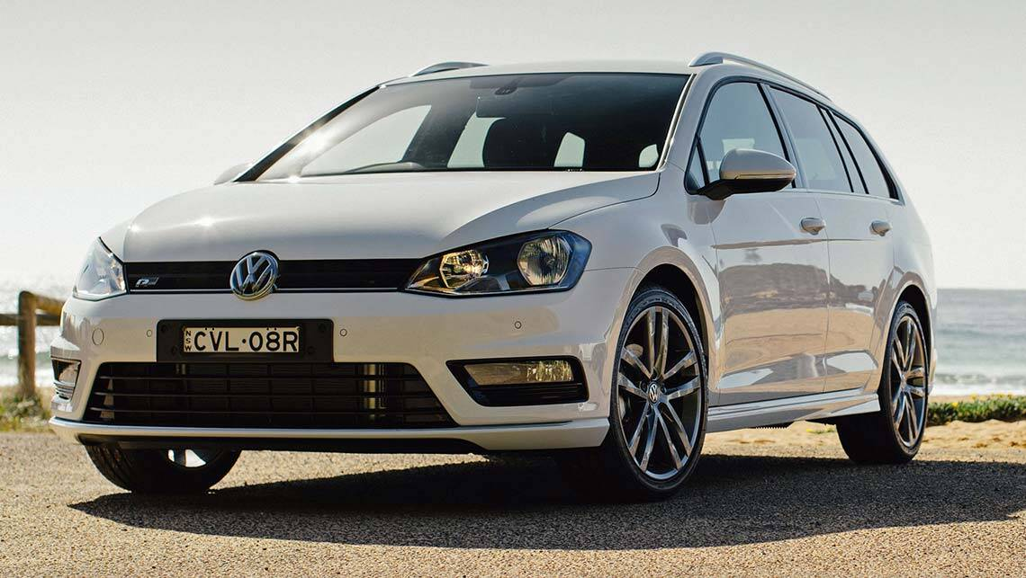 vw golf r line wagon 2015 review carsguide. Black Bedroom Furniture Sets. Home Design Ideas