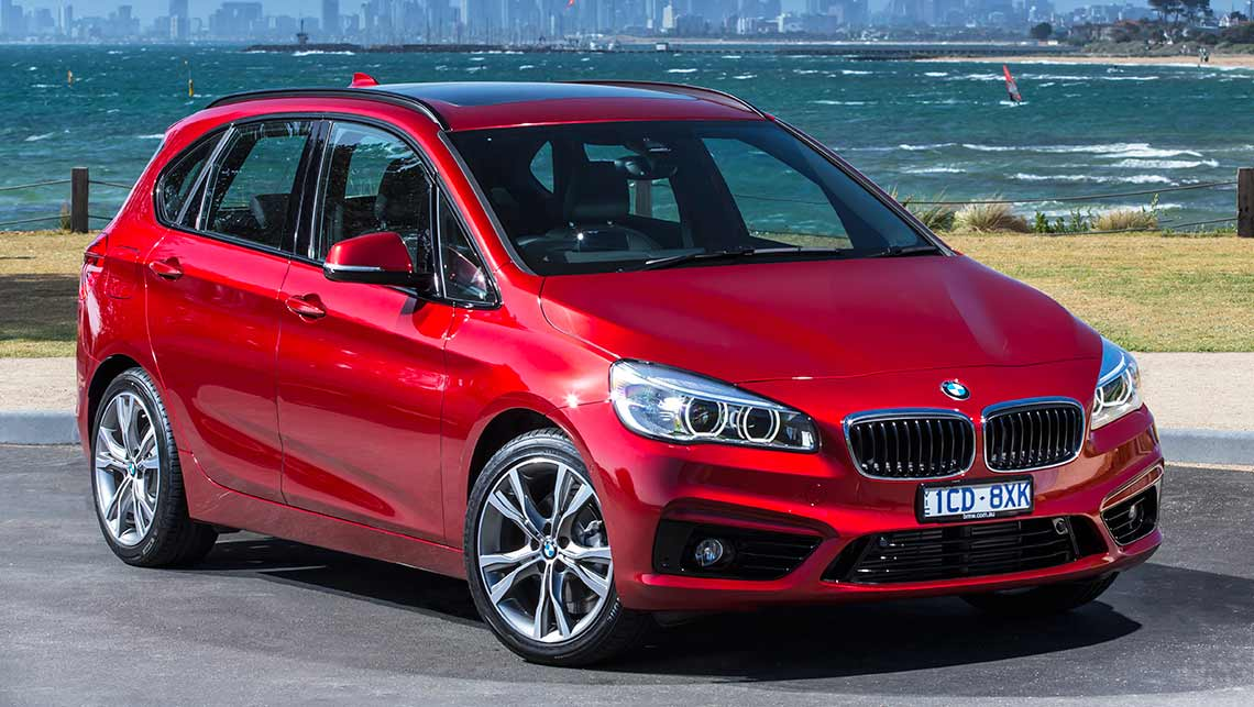 bmw 218d active tourer 2015 review carsguide. Black Bedroom Furniture Sets. Home Design Ideas