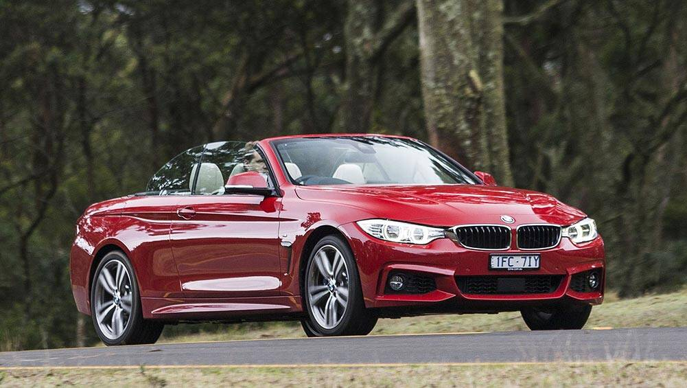 Bmw 440i Convertible 2016 Review Road Test Carsguide