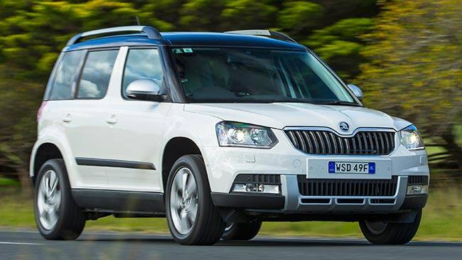 2014 skoda yeti review first drive carsguide. Black Bedroom Furniture Sets. Home Design Ideas