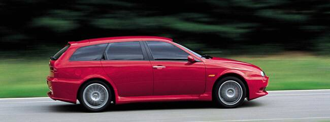 alfa romeo 156 sportwagon review carsguide. Black Bedroom Furniture Sets. Home Design Ideas