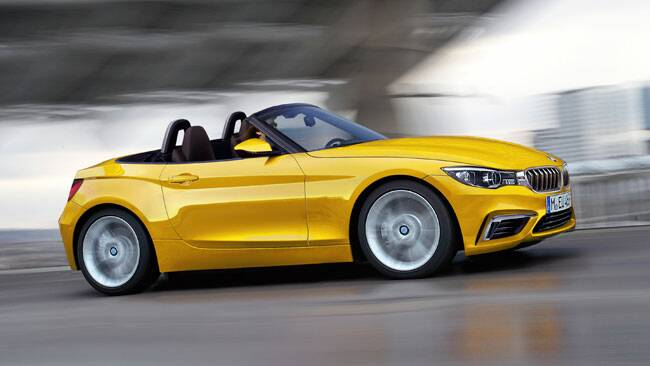 Bmw Z2 Spy Shot Rendering Car News Carsguide