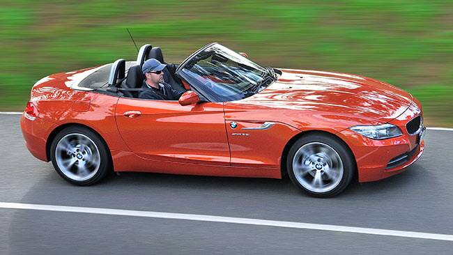 Bmw Z4 Review First Drive Carsguide