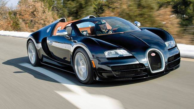 bugatti veyron gets power boost car news carsguide. Black Bedroom Furniture Sets. Home Design Ideas