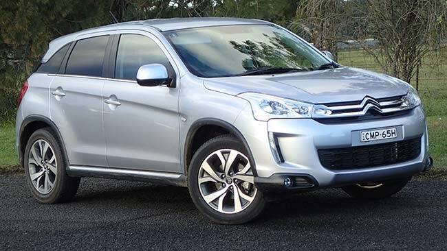 2013 citroen c4 aircross review video carsguide. Black Bedroom Furniture Sets. Home Design Ideas