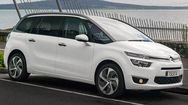 2014 citroen grand c4 picasso pricing and specifications car news carsguide. Black Bedroom Furniture Sets. Home Design Ideas