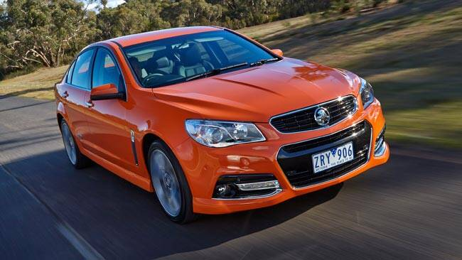 2013 Holden VF Commodore review | CarsGuide