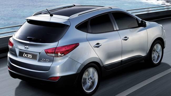 Hyundai ix35 review | CarsGuide