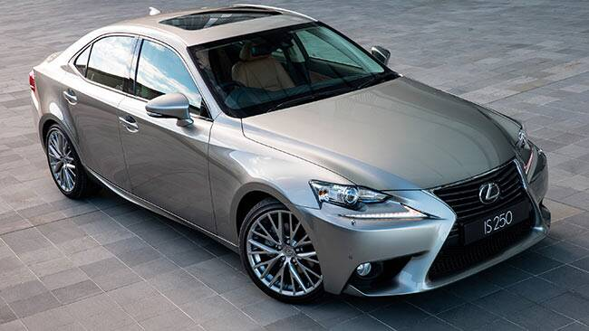 2014 lexus is250 sports luxury review carsguide. Black Bedroom Furniture Sets. Home Design Ideas