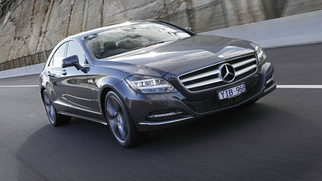 Mercedes benz cls 350 cdi review carsguide for Mercedes benz 350 cdi