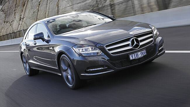 Mercedes benz cls 250 cdi review carsguide for Mercedes benz cls 250 price