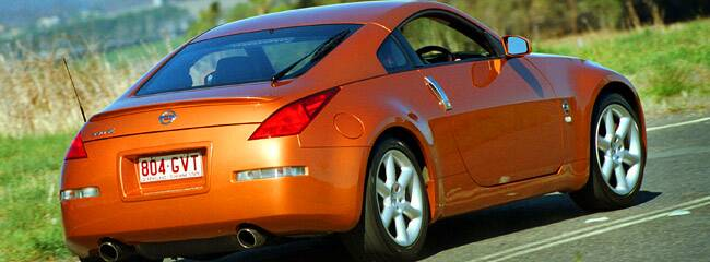 used car review nissan 350z 2003 2005 carsguide. Black Bedroom Furniture Sets. Home Design Ideas