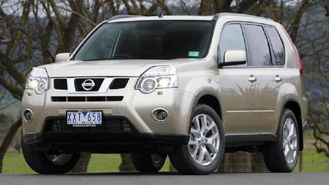 Check My Car Value >> Nissan X-Trail ST 4WD review | CarsGuide