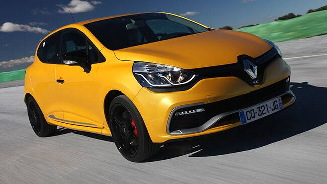 2014 renault clio rs 200 edc review carsguide. Black Bedroom Furniture Sets. Home Design Ideas