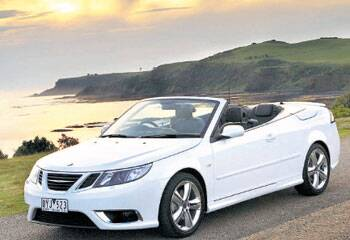 saab 9 3 cabrio cruis 39 n in style carsguide. Black Bedroom Furniture Sets. Home Design Ideas