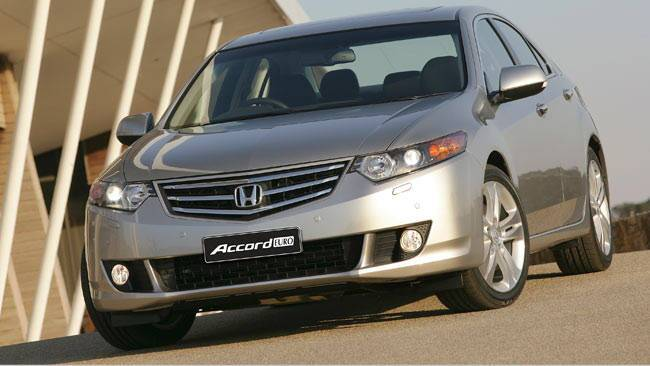 Honda Recalls Accord Euro Car News Carsguide