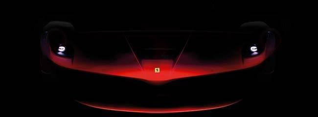 F70 - F150 Ferrari renderings