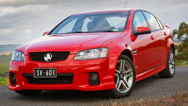 Holden Commodore SV6 review | CarsGuide