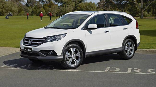 2014 Honda CR-V diesel on the way- Car News | CarsGuide