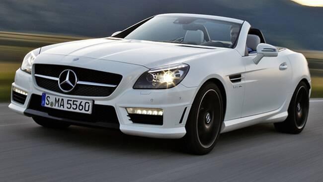 2012 Mercedes-Benz SLK55 AMG review | CarsGuide