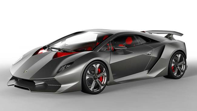 lamborghini sesto elemento revealed car news carsguide. Black Bedroom Furniture Sets. Home Design Ideas