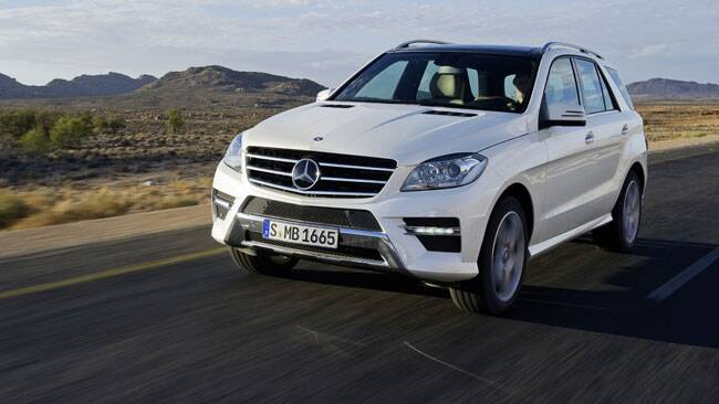 Mercedes benz m class review carsguide for Mercedes benz ml350 reviews
