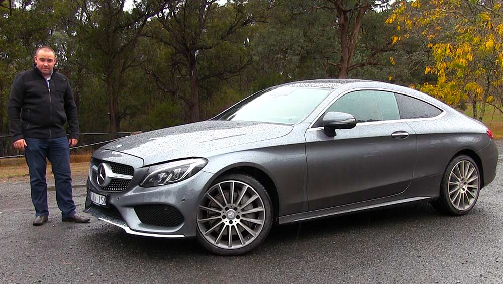 2016 mercedes benz c class coupe review first drive - Mercedes c class coupe specifications ...