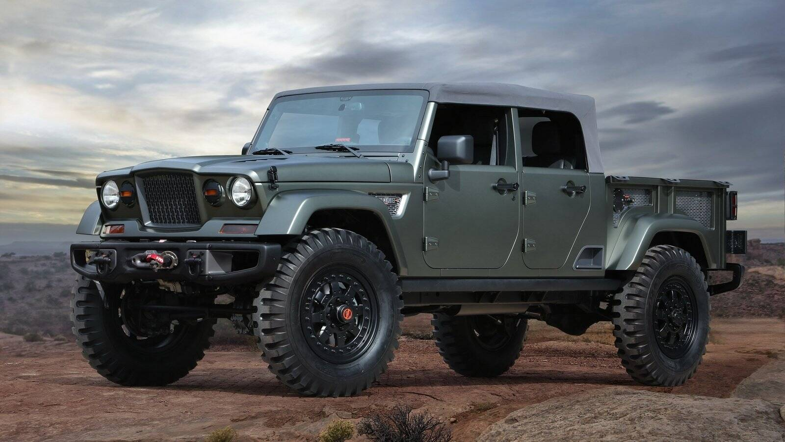 Jeep Ute, Wagoneer And Grand Wagoneer SUVs To Be Funded By $US1b Investment