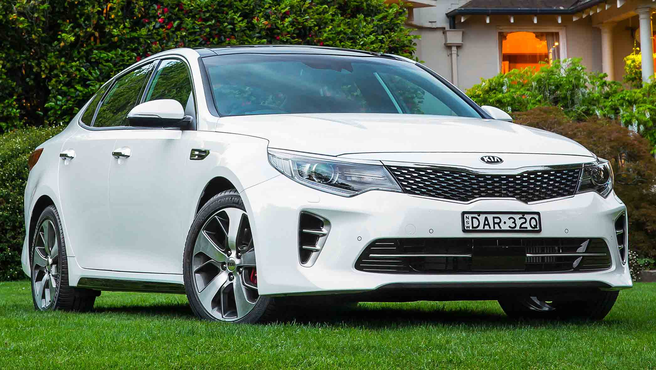 2015 kia optima gt review first drive carsguide. Black Bedroom Furniture Sets. Home Design Ideas
