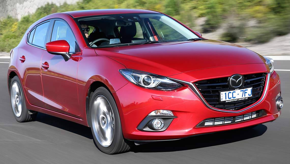 2014 mazda 3 xd astina diesel review carsguide. Black Bedroom Furniture Sets. Home Design Ideas