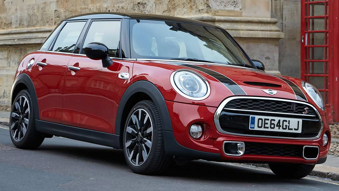 mini cooper 5 door 2015 review carsguide. Black Bedroom Furniture Sets. Home Design Ideas
