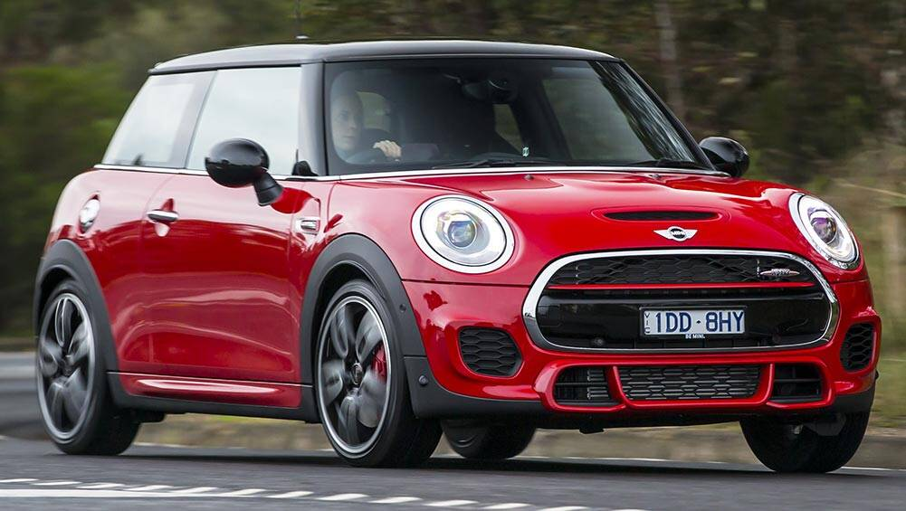 2016 mini john cooper works hatch review road test for Cooper rentals