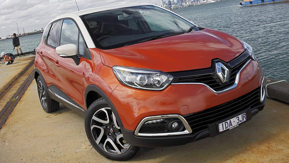 2015 renault captur dynamique review road test carsguide. Black Bedroom Furniture Sets. Home Design Ideas