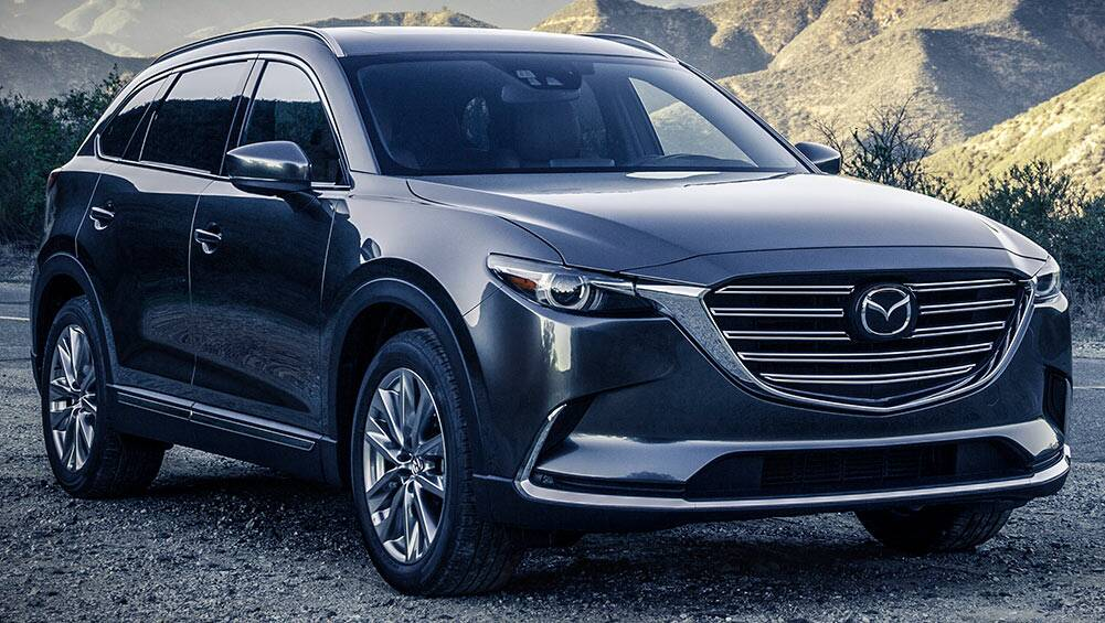 2016 mazda cx 9 review first drive carsguide. Black Bedroom Furniture Sets. Home Design Ideas