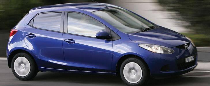 Mazda2 hatch 2007