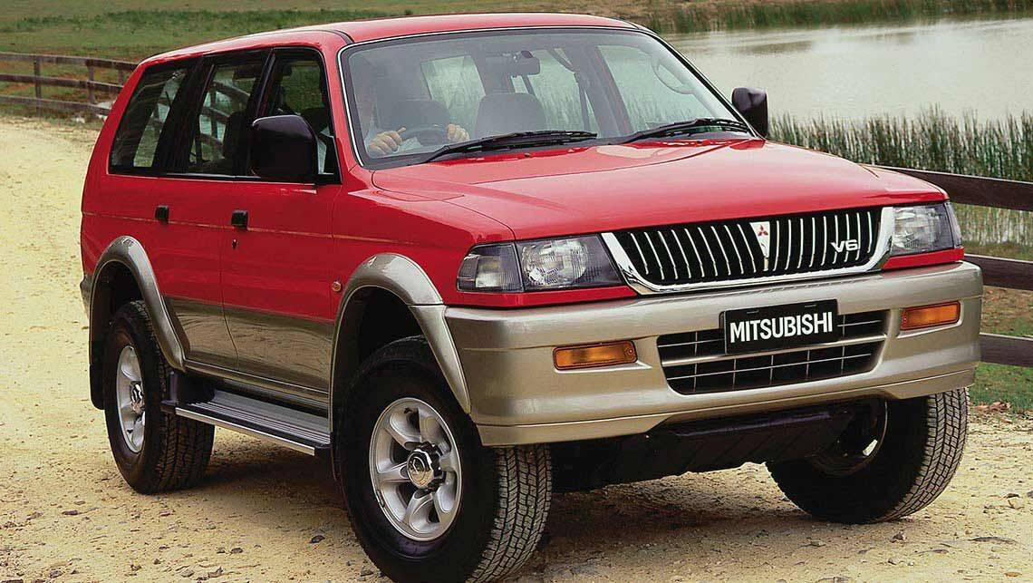 Mitsubishi Challenger Used Review 1998 2013 Carsguide