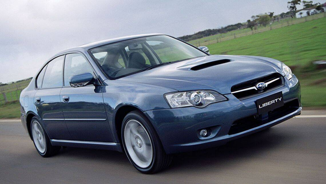 Subaru Liberty And Outback Used Review 2003 2016