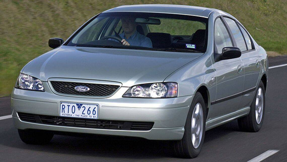 ford falcon used review 1997 2014 carsguide. Cars Review. Best American Auto & Cars Review