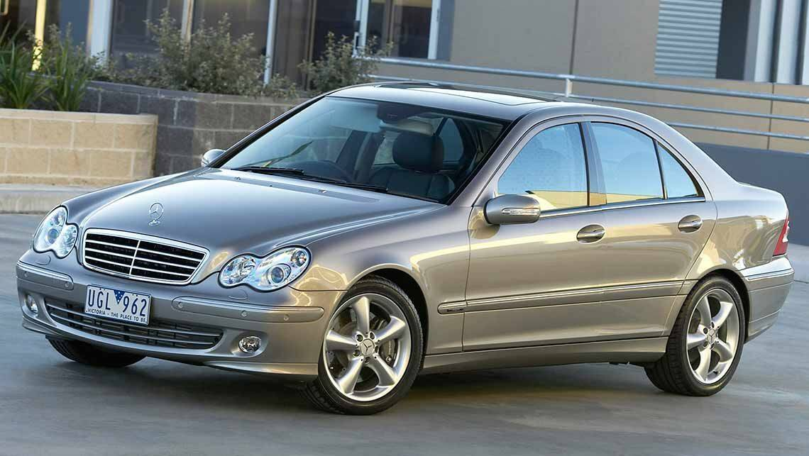 Mercedes benz c class used review 2001 2013 carsguide for Mercedes benz c class review