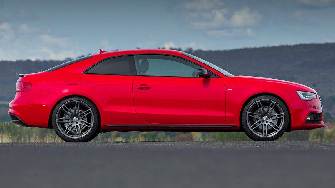 2014 audi a5 coupe 2 0 tfsi quattro review carsguide. Black Bedroom Furniture Sets. Home Design Ideas